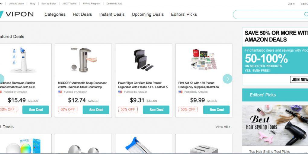 Vipon - Amazon review site