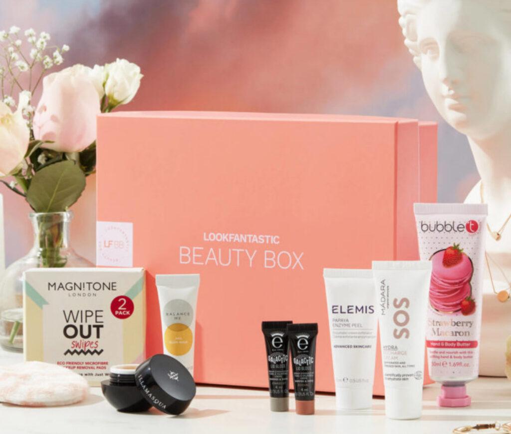 Look Fantastic UK Beauty Box Reviewed