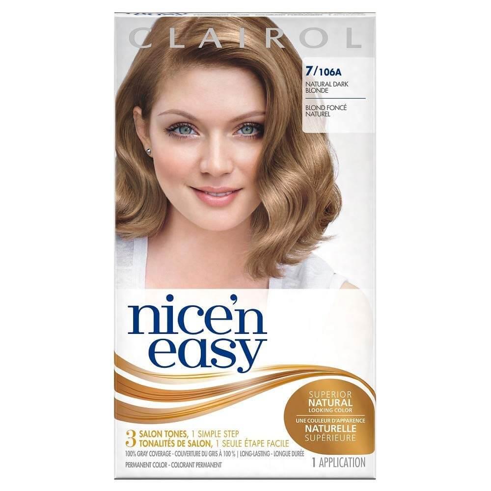 Clairol Nice & Easy - Natural Dark Blonde
