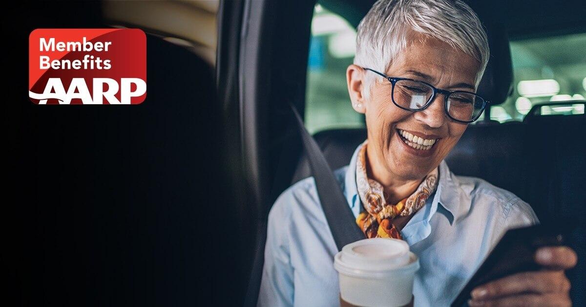 Member benefits AARP seniors